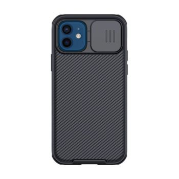 Nillkin CamShield Pro Case for iPhone 12 Mini - Black (202542)