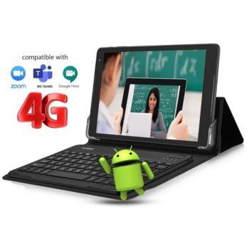 "Alcatel 3T 10""4G 32GB With  Keyboard Black"
