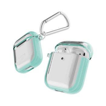 Xdoria Defense Clear For Airpods 1 And 2 Mint