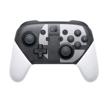 Nitendo switch pro controller smash bros