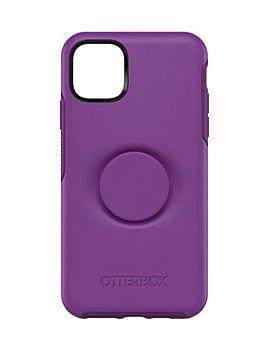 OtterBox Otter + Pop Symmetry Lollipop Case For  iPhone 11 Pro - Purple