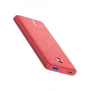 Anker PowerCore 111 Sense 10k PD -Red Fabric (A1231H91)