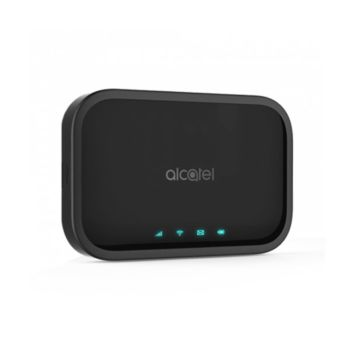 Alcatel Link Zone 4G LTE Cat12 Mobile Wi-Fi - Black (MW12VK)