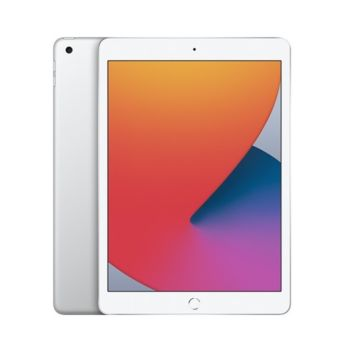 "Apple IPad 8(2020) 10.2"" 128GB Wi-Fi - Silver (MYLE2)"