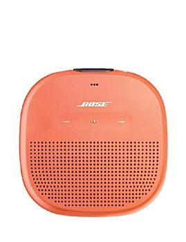 مكبر صوت ساوند لينك مايكرو بلوتوث  برتقالي من بوز