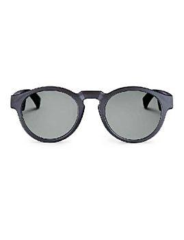 نظارة روندو الصوتية الشمسية - أسود من بوز