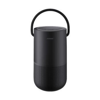 مكبر صوت منزلي محمول - أسود ثلاثي من بوز