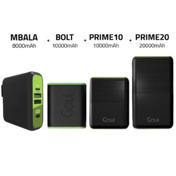 Goui Bundle MBALA Qi + Prime 20 + Prime 10 + Bolt (G-Bundle12)