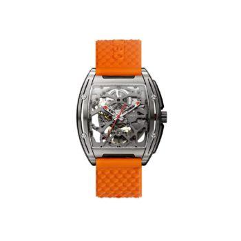 CIGA Design Z-Series Mechanical Titanium Watch Orange (Z031-TITI-15OG)