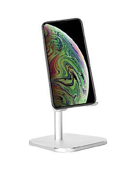 COTEETCL Aluminum Mini Desktop Stand Silver