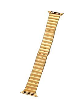 سوارلساعة من الاستاليس ستيل 44 مم - ذهبي من كوتيسل