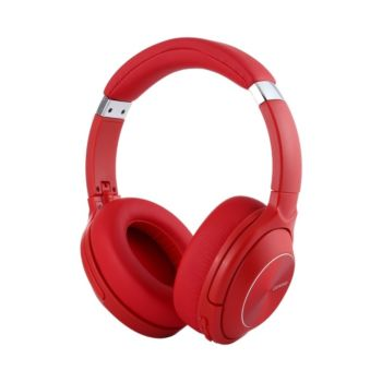 Lenovo Noise Cancelling Wireless Headphone - Red ( HD700R )