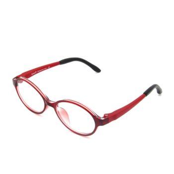 نظارة حماية من الضوء الأزرق للأطفال - احمر من سايكس
