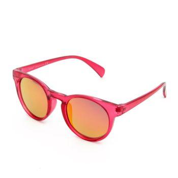 نظارة شمسية  للحماية من الأشعة فوق البنفسجية للأطفال - أحمر من سايكس