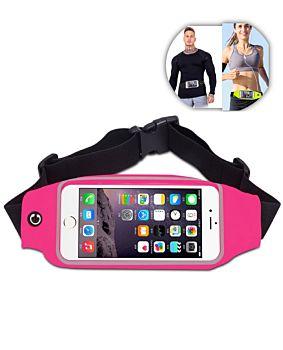 Extreme Fitting Sport Belt Pink