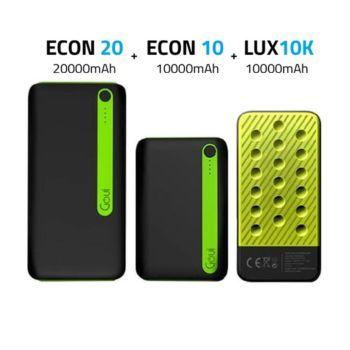 Goui Econ 20 + Econ 10 + LUX 10 (G-Bundle8)