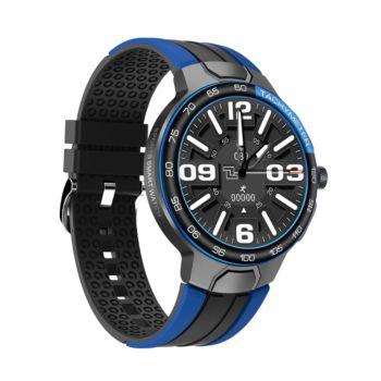 ساعة جي 60 ذكية - أسود / ازرق
