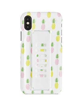 Grip2u Summer Collection Slim Case for iPhone XS Max - Pina Colada (GGAMAXSLMPI)
