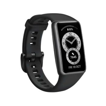 Huawei Band 6 Graphite Black - With Free Gift
