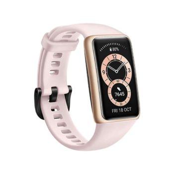 Huawei Band 6 Sakura Pink - With Free Gift