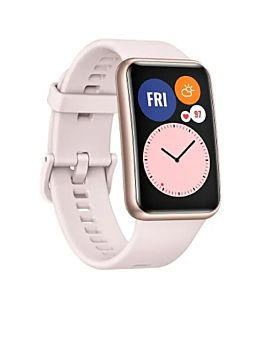 Huawei Watch Fit Pink - With Free Gift