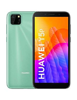 Huawei Y5P 32Gb Mint Green - With Free Gift
