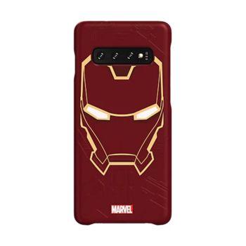 Samsung Galaxy S10 Marvel Smart Cover - Iron man