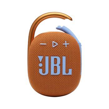مكبر صوت كليب 4 الترا مقاوم للماء محمول للغاية - برتقالي من جي بي إل