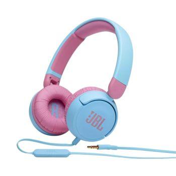 JBL Jr310 Kids on-ear Wired Headphones - Blue