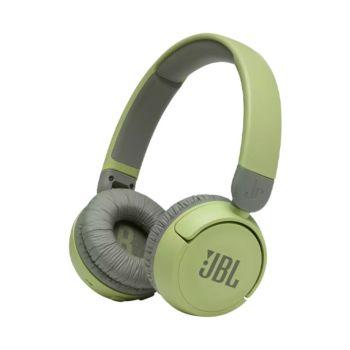 سماعة رأس اللاسلكية للأطفال  (جي إر 310 بي تي ) اخضر من جي بي ال