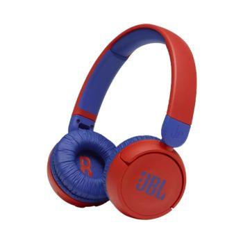 سماعة رأس اللاسلكية للأطفال (جي إر 310 بي تي ) أحمر من جي بي ال