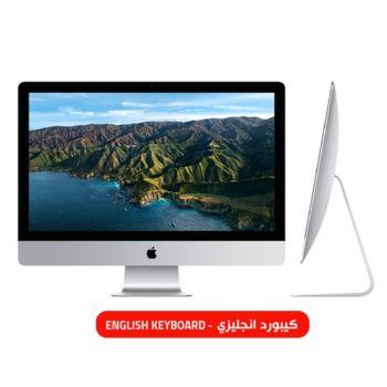 Apple iMac 27-inch Retina 5K Display: 3.8GHz 8-Core 10th-generation Intel 512GB (English Keyboard)