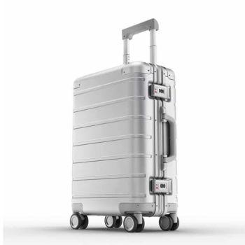 Xiaomi Mi Metal Carry-on Luggage 20-Inch – Silver