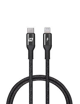 Momax Elite-Link Lightning to Type-C Cable 30cm (DL30D)