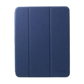 """Mutural Cover For IPad 2020 With Stand 12.9""""  Blue(MT-P-01101 12.9"""" BL)"""