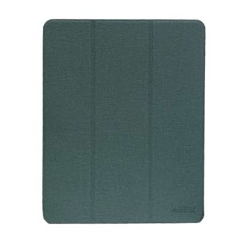 """Mutural Cover For IPad 2020 With  Stand 12.9""""  Green (MT-P-01101 12.9"""" GR)"""