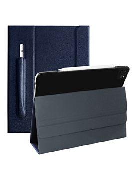 "Mutural Design Case For IPad Pro 11"" With Pencil Case Blue (MT-P-010504P 11 BL)"