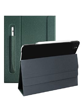"""Mutural Design Case For IPad Pro 11"""" With Pencil Case Green (MT-P-010504P 11 GR)"""