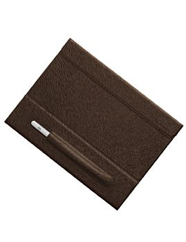 """Mutural Design Case For IPad Pro 12.9"""" With Pencil Case Brown (MT-P-010504P 12.9 BR)"""