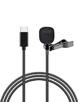 Nobbigi Clip On USB Type-C Lapel MicroPhone (NB-011)