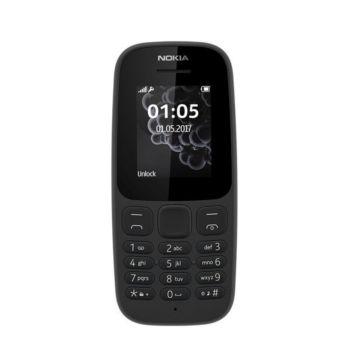Nokia 105 2017 - Black