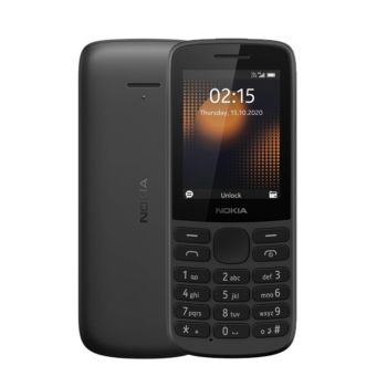 Nokia 215 4G - Black
