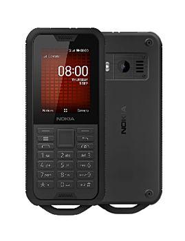 Nokia 800 Tough Black