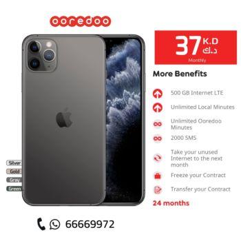 ooredoo - iPhone 11 Pro Max 256