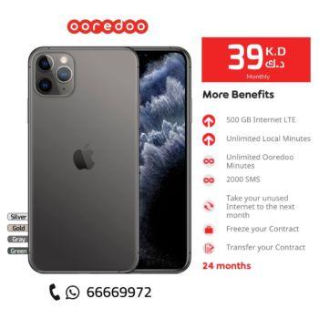 ooredoo - iPhone 11 Pro Max 512