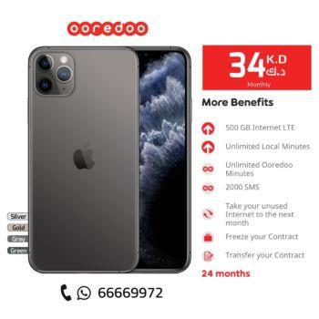 ooredoo - iPhone 11 Pro Max 64GB