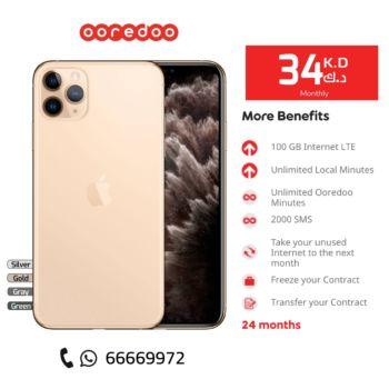 ooredoo - iPhone 11 Pro 512GB