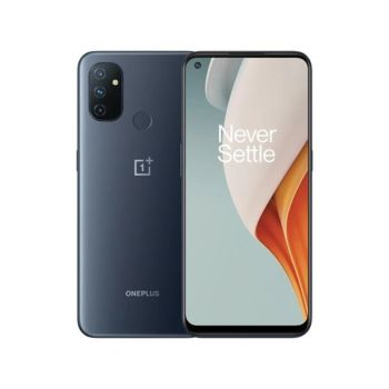 OnePlus Nord N100 4GB | 64GB - Midnight Frost