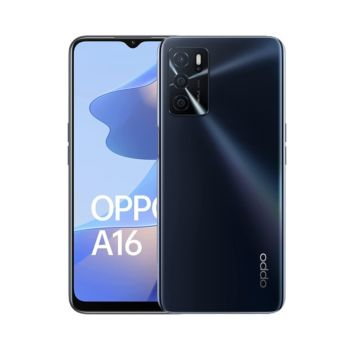 Oppo A16 64GB 4GB Ram - Black
