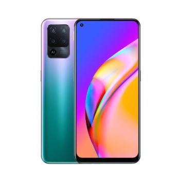 Oppo A94 128GB Purple - With Free Gift